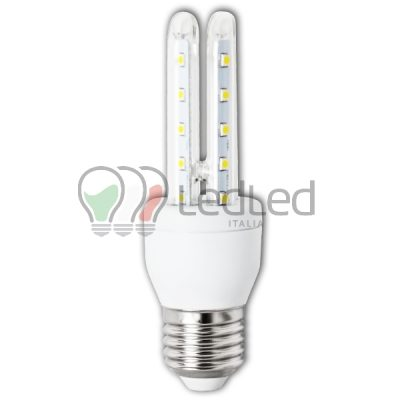 Lampadine led e27 a tubo t3 for Lampadina e 27