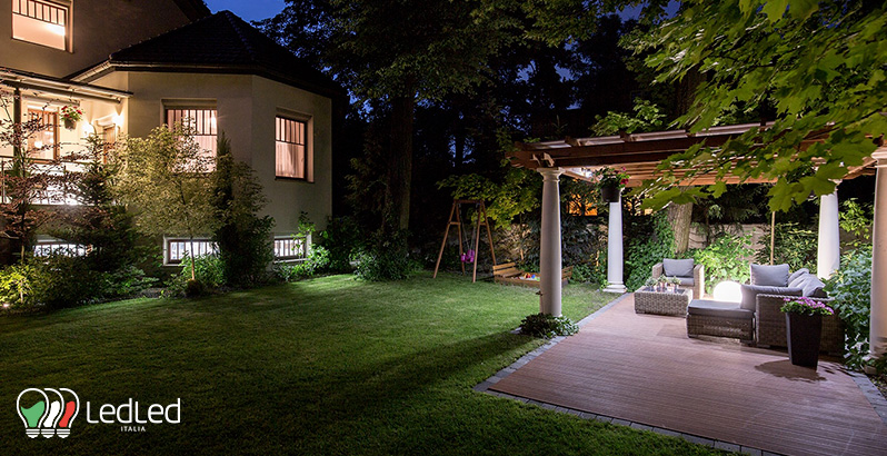 Illuminare casa con i led