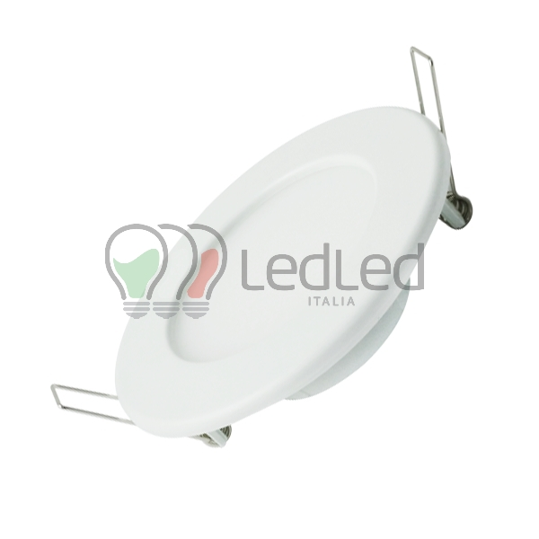 Lampadine Faretto Led Incasso 12w.Faretti Da Interno A Led Downlight Da Incasso Slim