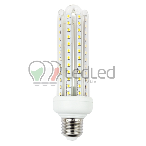 Lampadina led t3 e27 19w 4u bianco caldo 3000k for Offerte lampadine a led e 27
