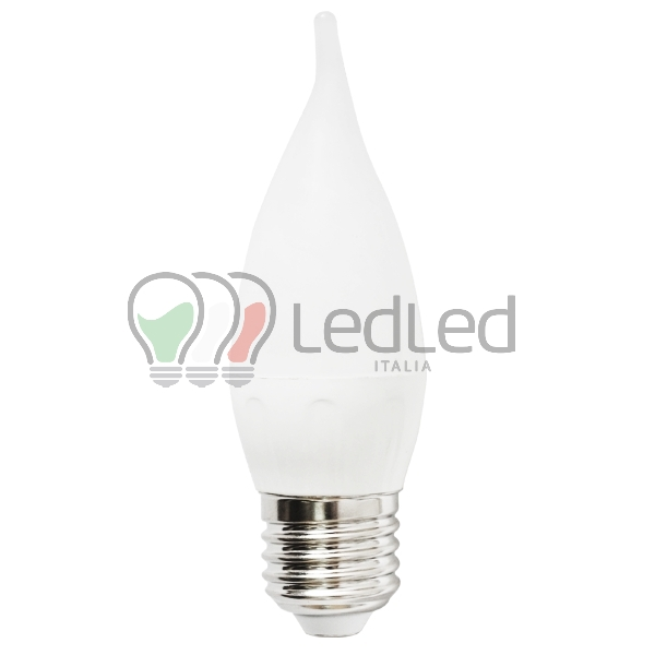 Lampadina led cl37 e27 4w bianco caldo 3000k for Lampade a led e27