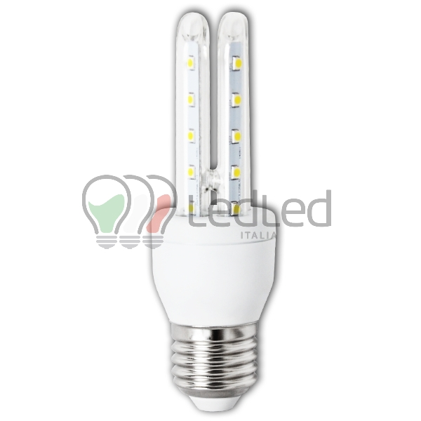 Lampadine led e27 a tubo t3 for Lampadine led 3 volt