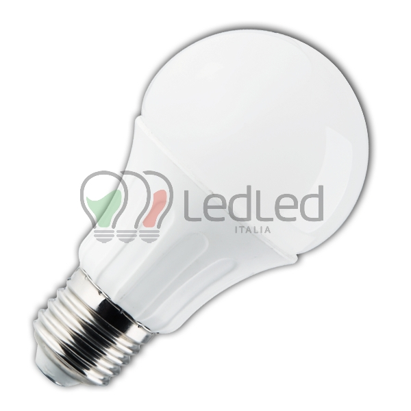 Lampadina led dimmerabile a60 e27 9w bianco caldo 3000k for Offerte lampadine a led e 27