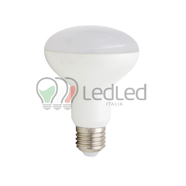 Lampadina led e27 faretto r80 11w bianco neutro 4000k for Offerte lampadine a led e 27